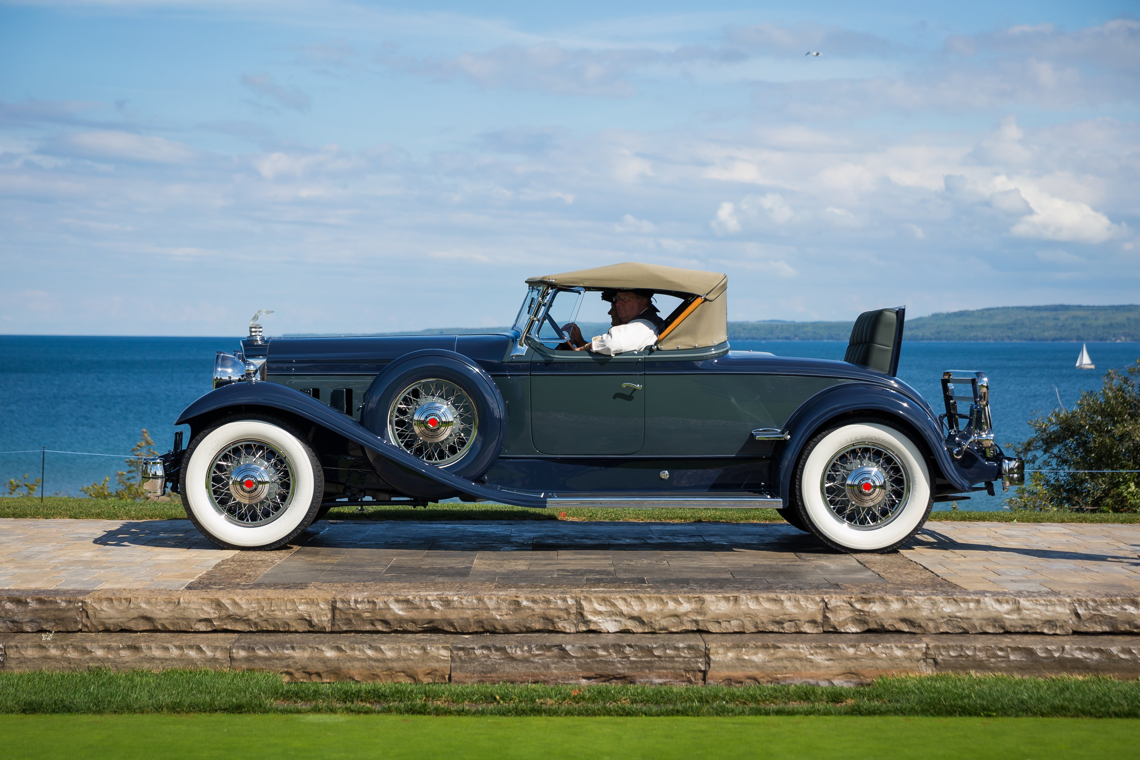1931 Packard 840 Roadster- 1st