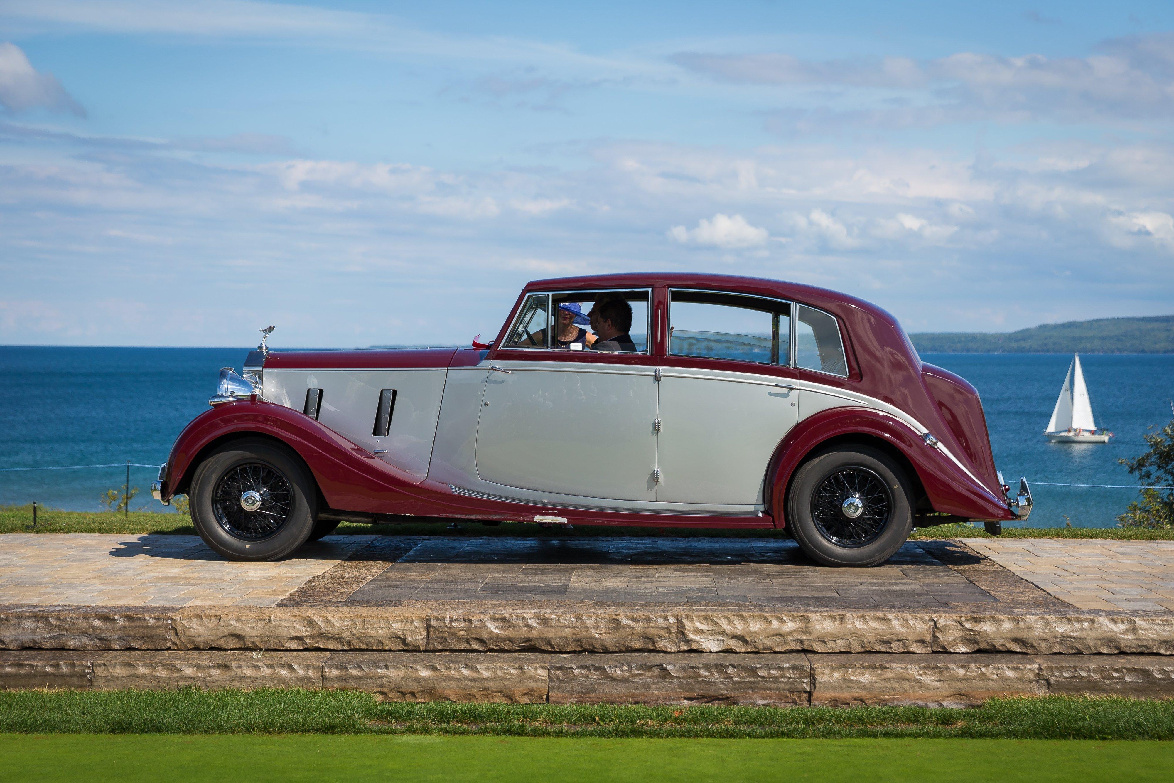 1935 Rolls Royce Wraith- 2nd