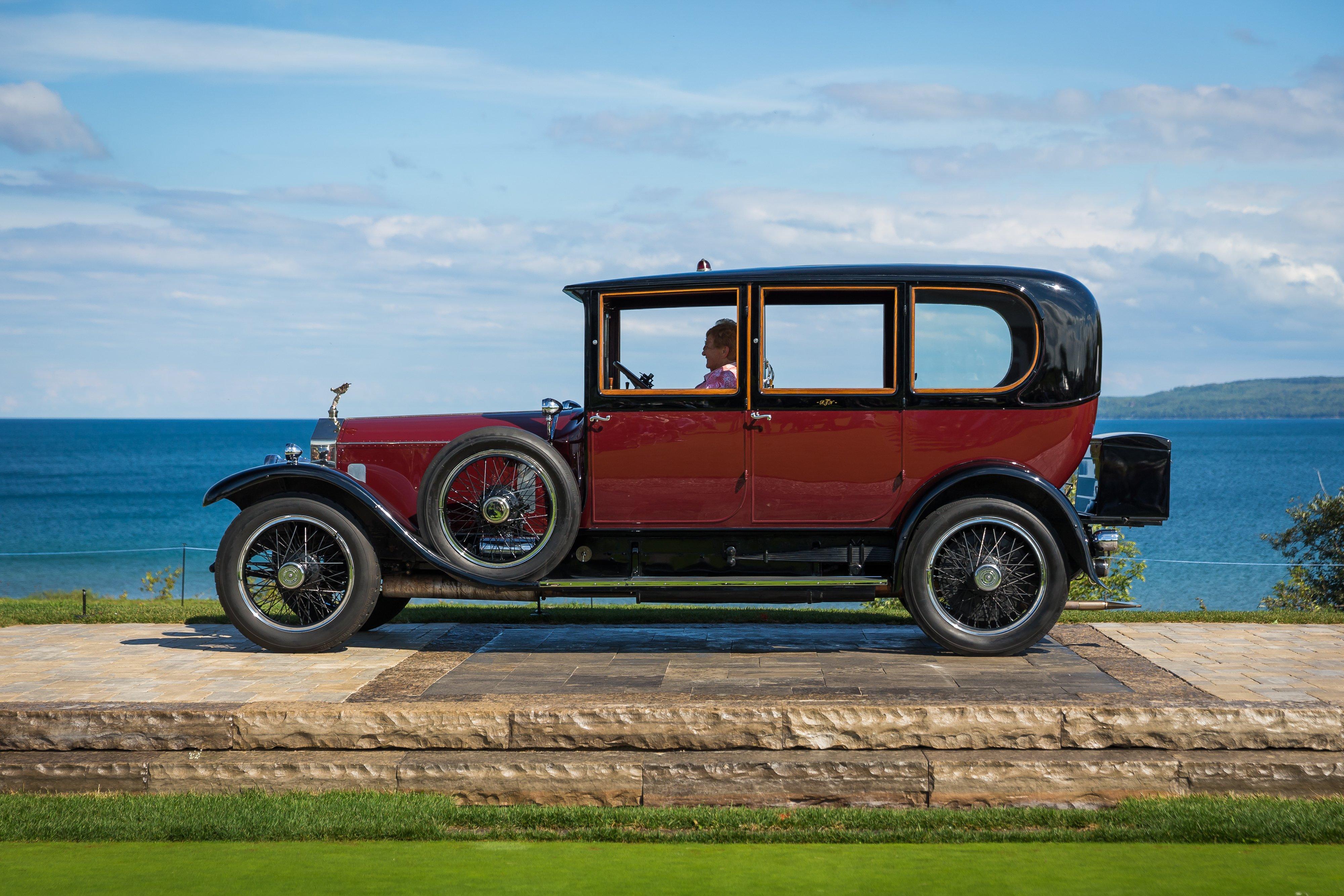 1922 Rolls Royce Silver Ghost- 3rd
