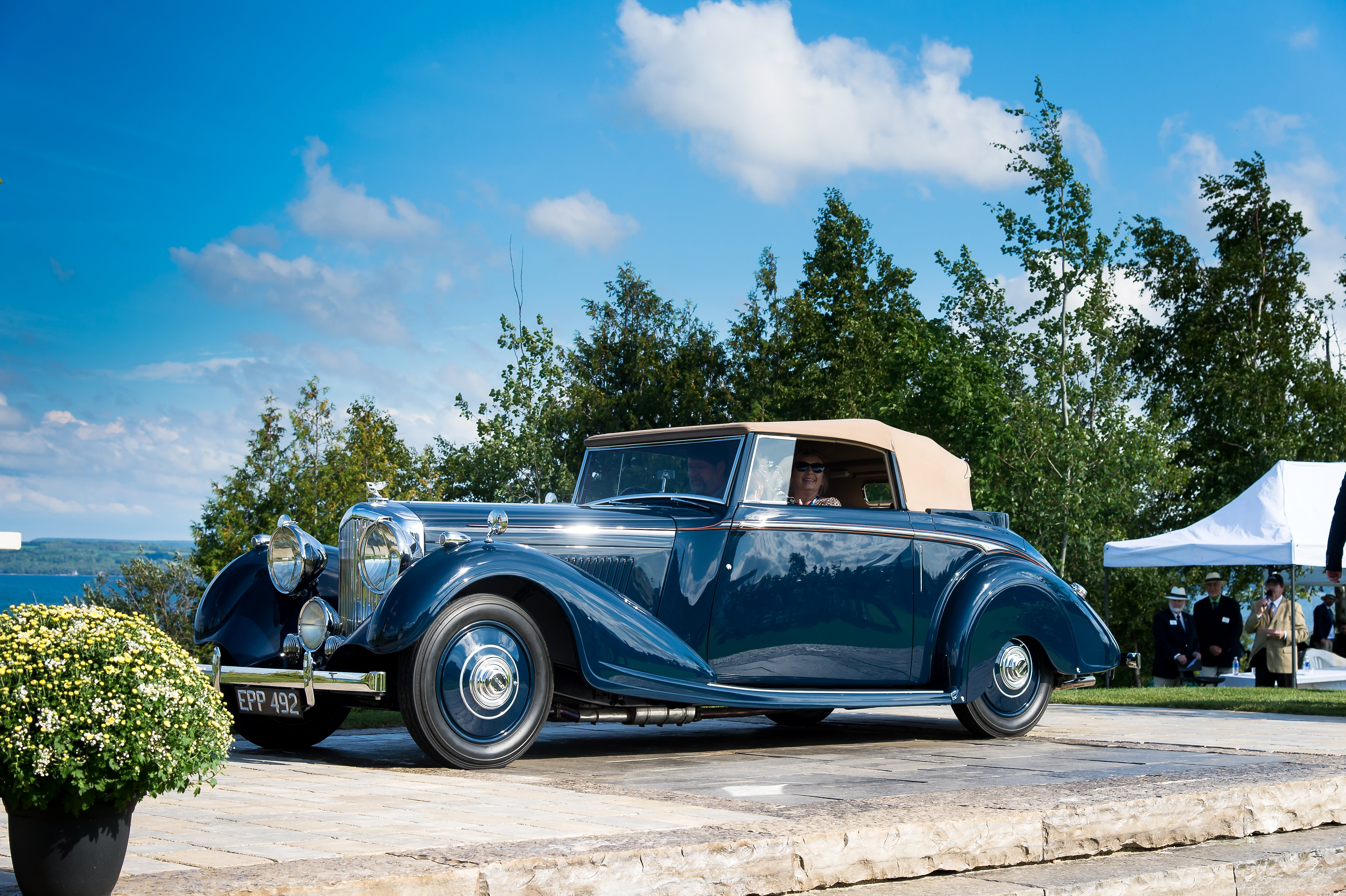 1938 Bentley - 1st