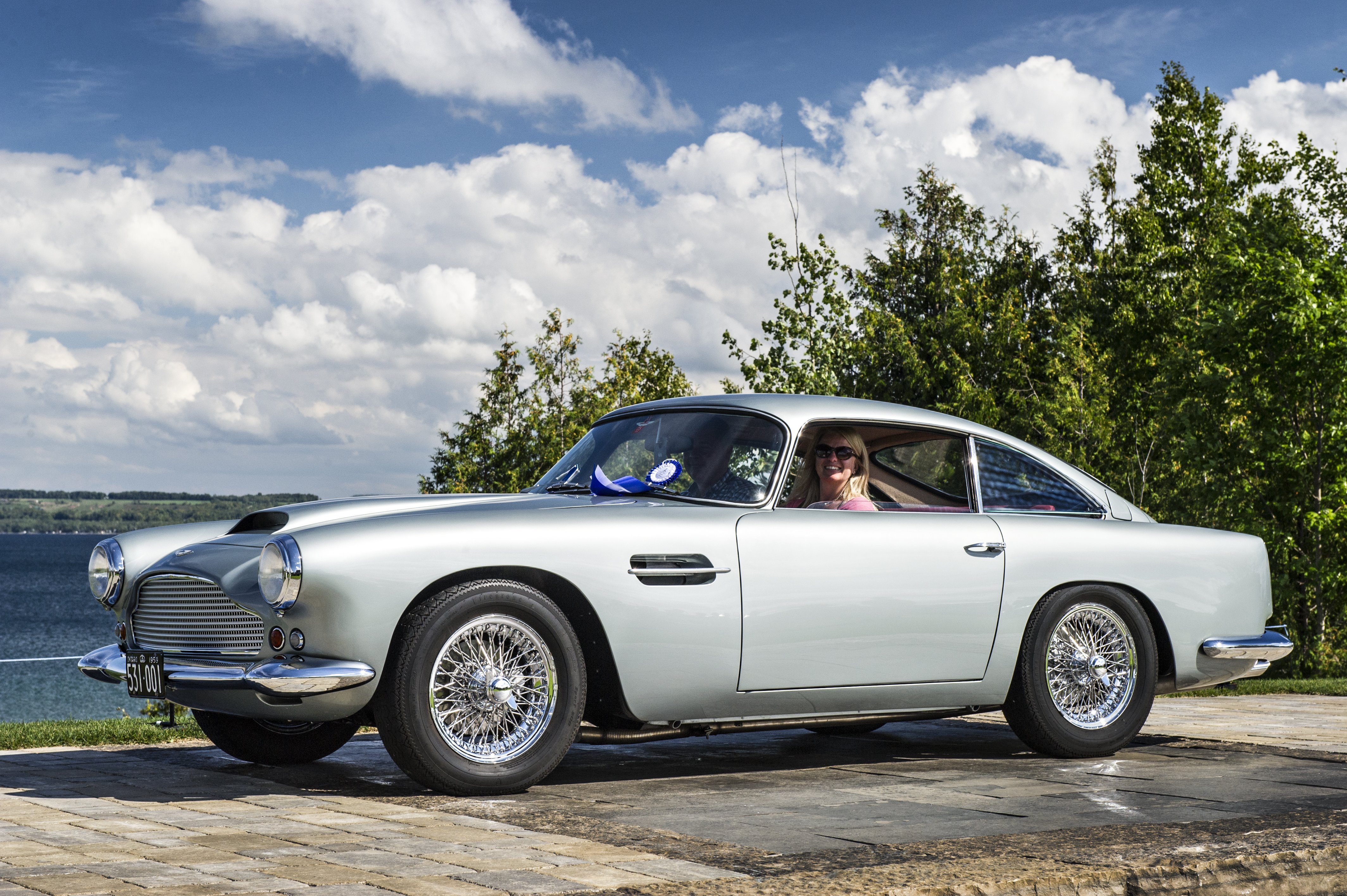 1959 Aston Martin  DB4 Series 1- 1st