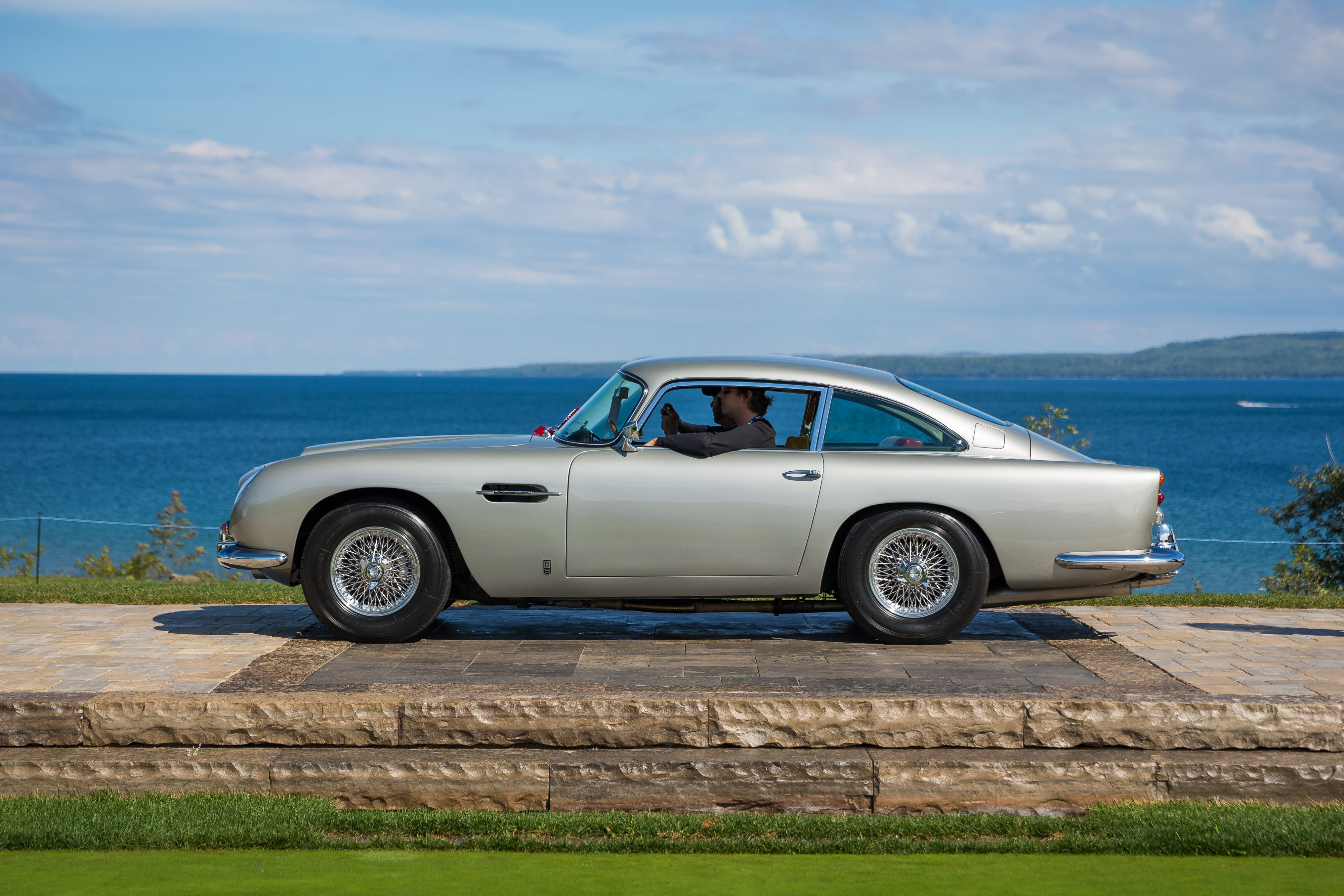 1965 Aston Martin DB5 Superleggera 2nd