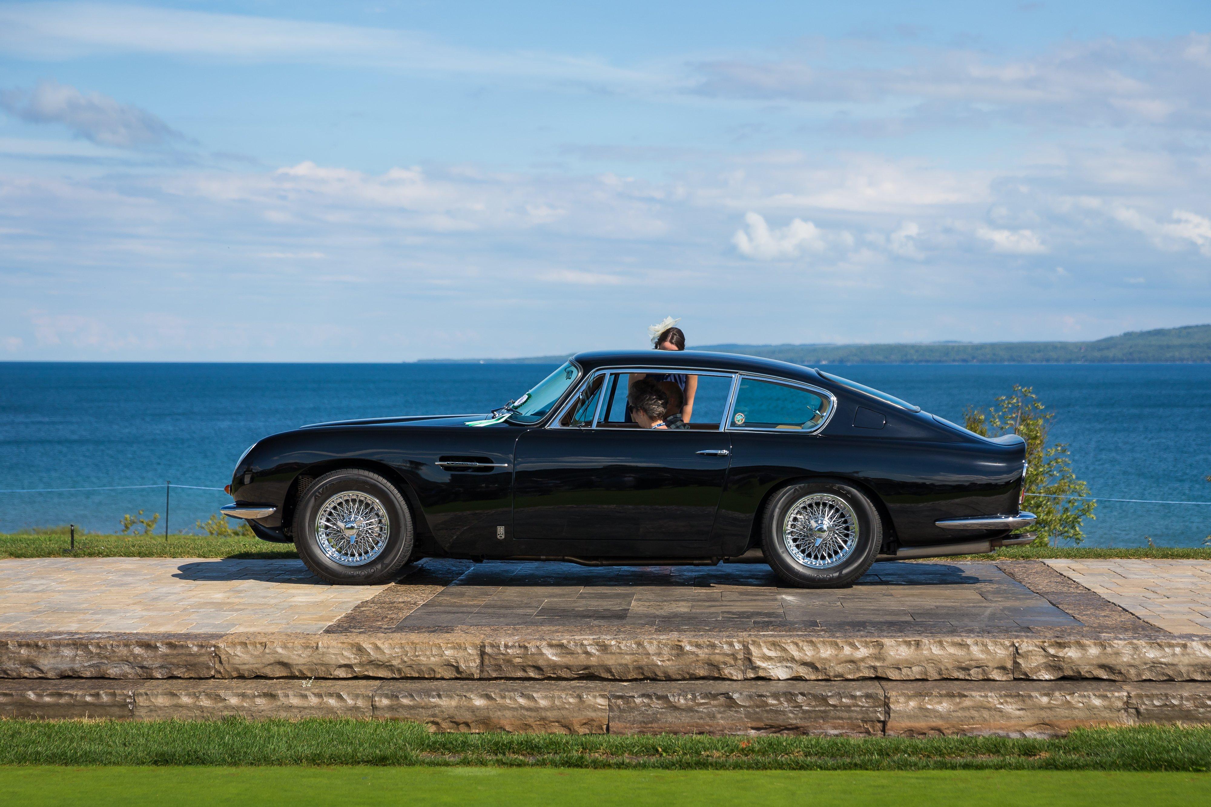 1966 Aston MArtin DB6 Vantage - 3rd