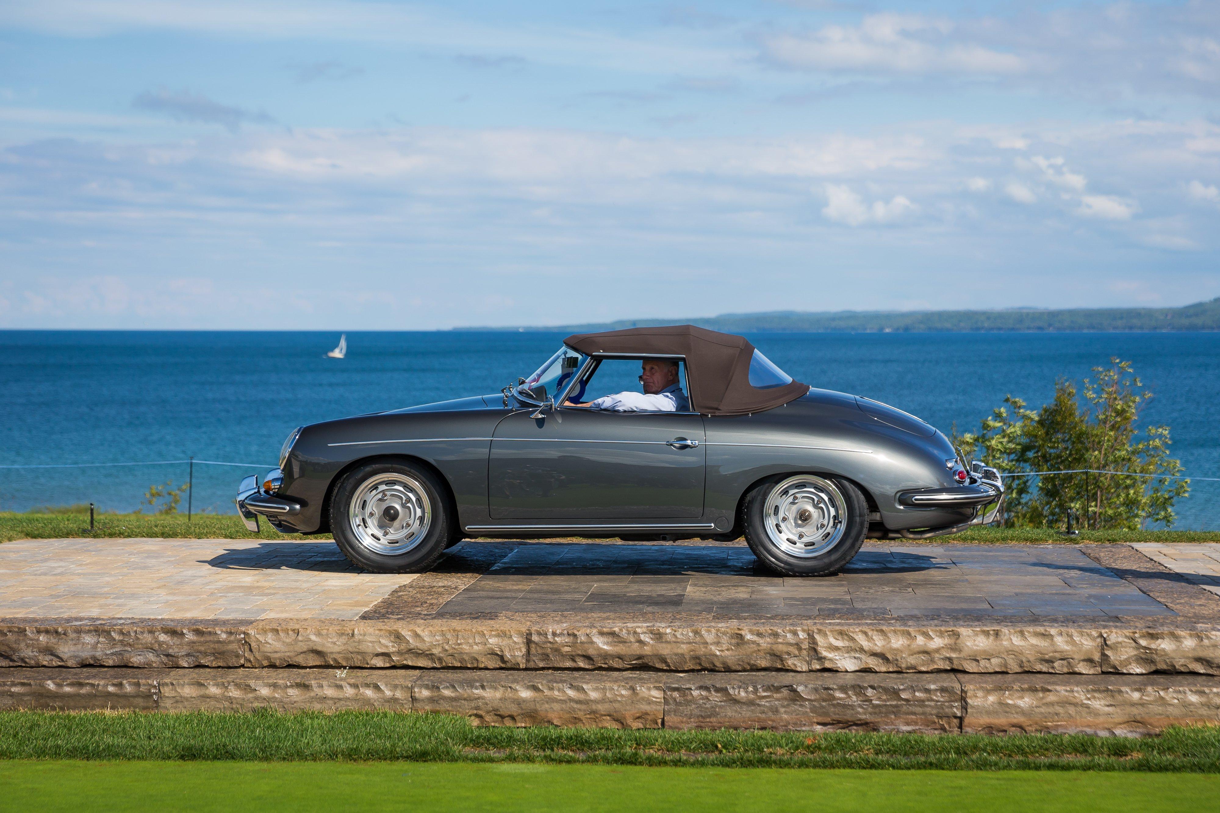 1960 Porsche 356 S90 Roadster 2nd