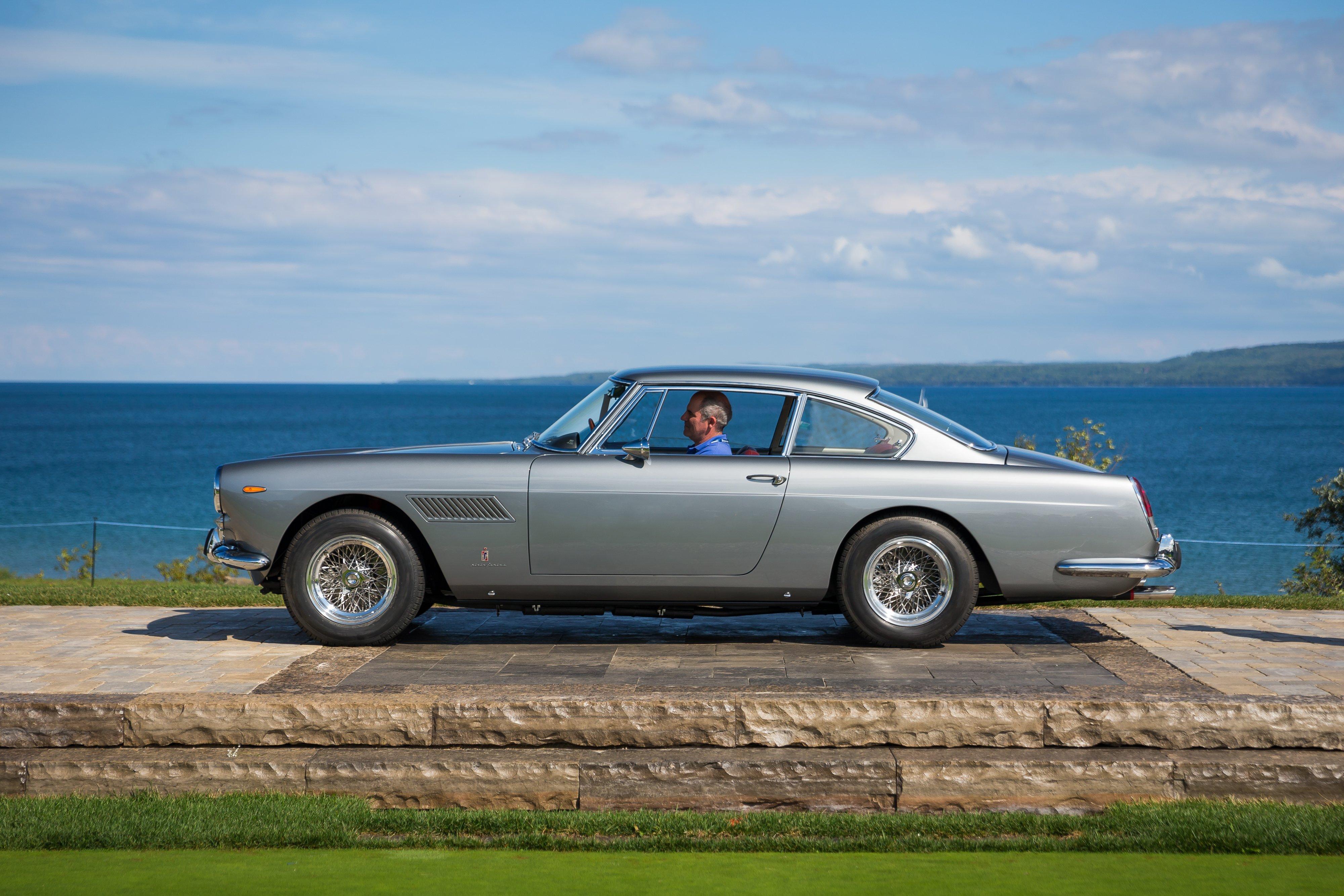 1964 Ferrari 330 America - 3rd