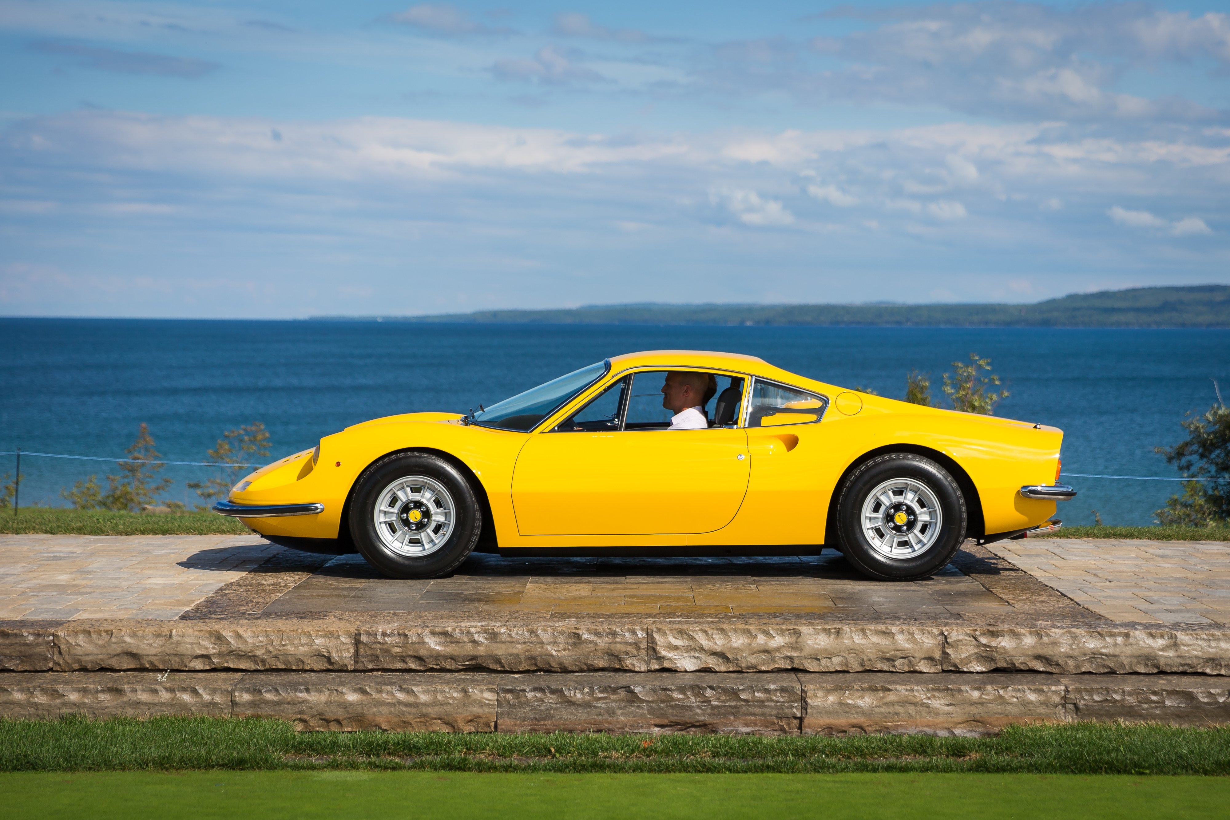 1971 Ferrari Dino 246 GT- 1st