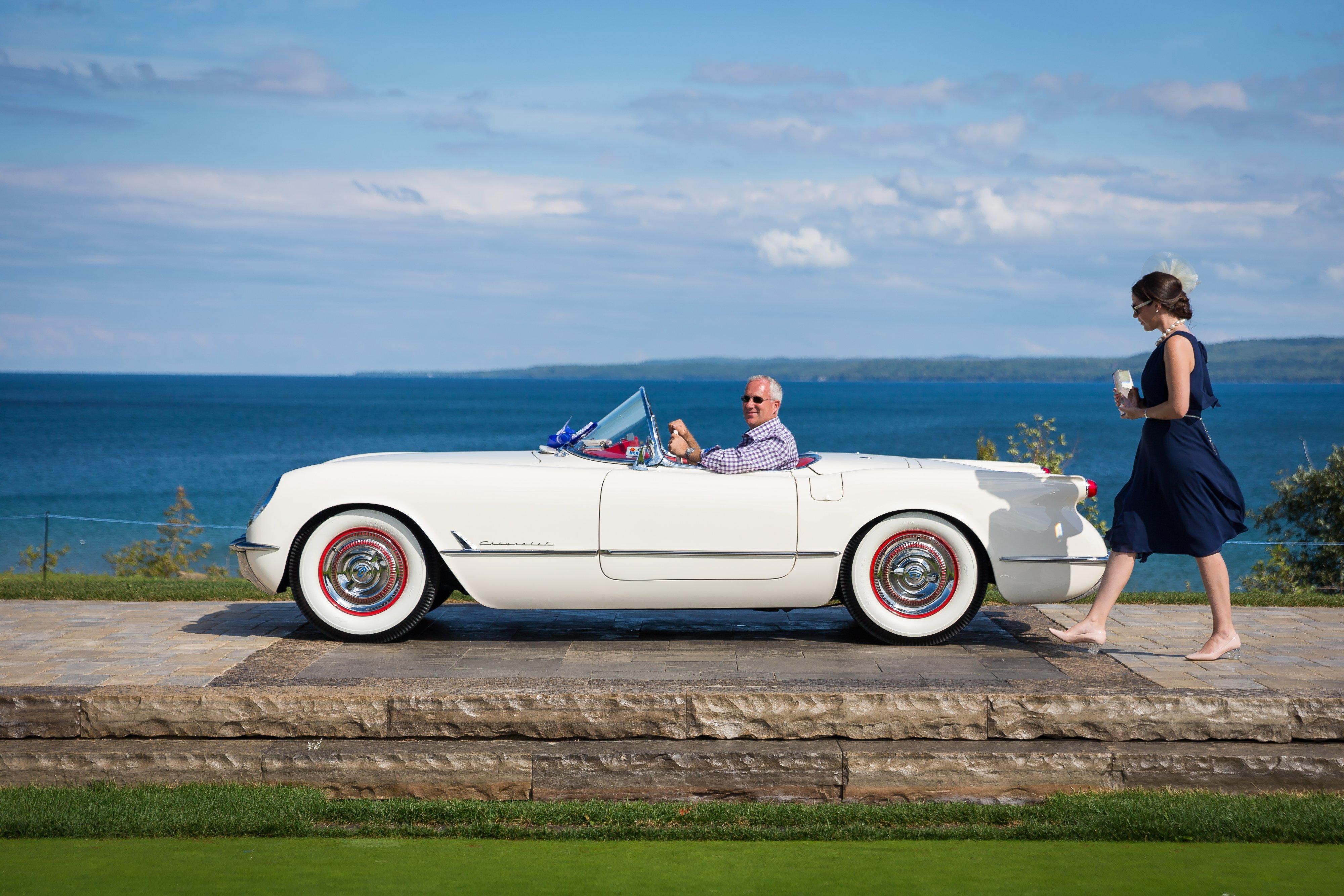 1954 Chev Corvette 1st