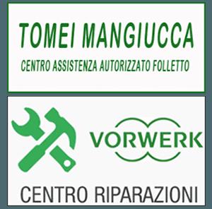 Tomei Mangiucca, Centro Riparazioni Vorwerk, Civita Castellana, Viterbo