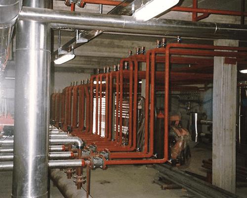 costruzione centrali termiche