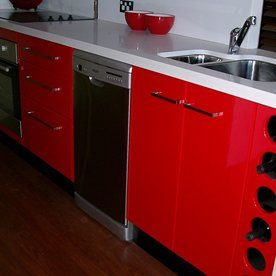 red drawer