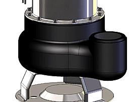 Pompe sommergibili per acque sporche vortex e bicanali