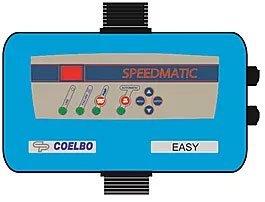 Speedmatic Easy MM-MT. Driver a variazione di frequenza per una elettropompa monofase a sistema inverter