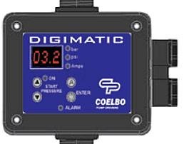 Il press control é un controllo elettronico inseriti negli impianti idraulici per regolarne l'accensione e lo spegnimento in base alla pressione.
