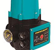 Control Matic è un controllo elettronico presso-flussostati, inseriti negli impianti idraulici per regolarne l'accensione e lo spegnimento in base alla pressione.