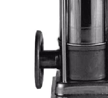 Pompe verticali acciaio inox gruppi di pressurizzazione