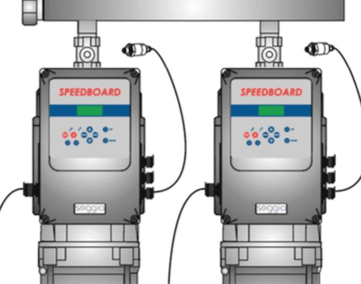 Pompe verticali inverter gruppi pressurizzazione