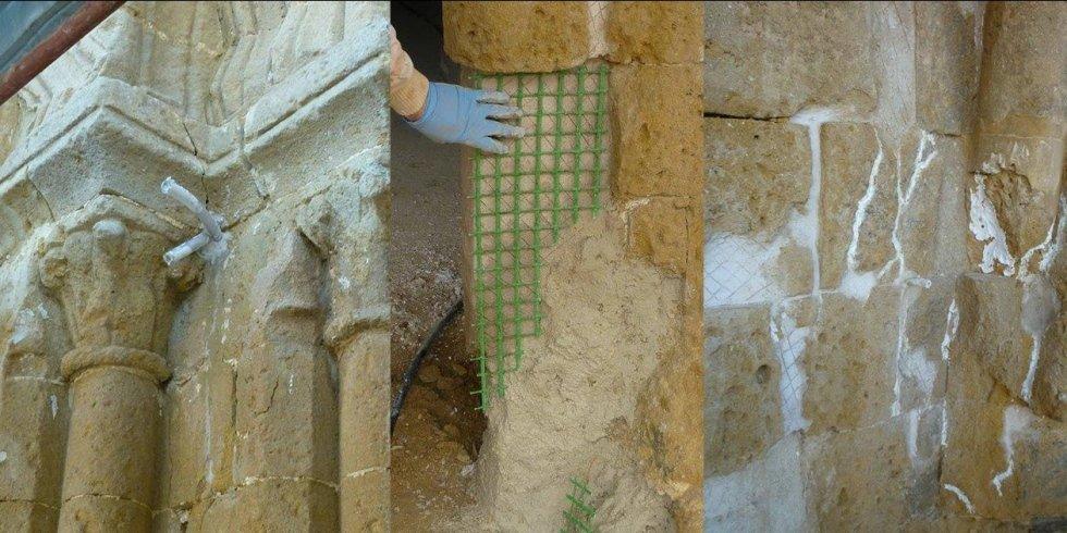 restauro di qualsiasi superficie lapidea