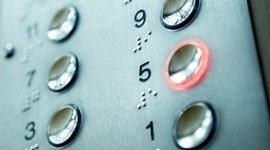 pulsanti ascensore