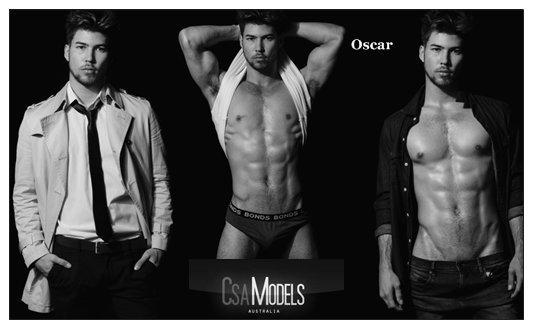 OSCAR Male model