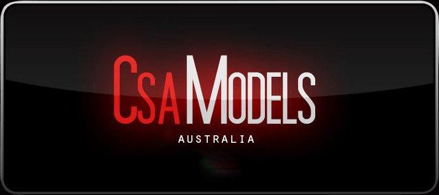 CSA Models logo
