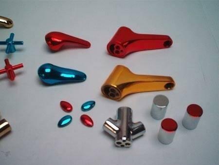 verniciatura metallizzata