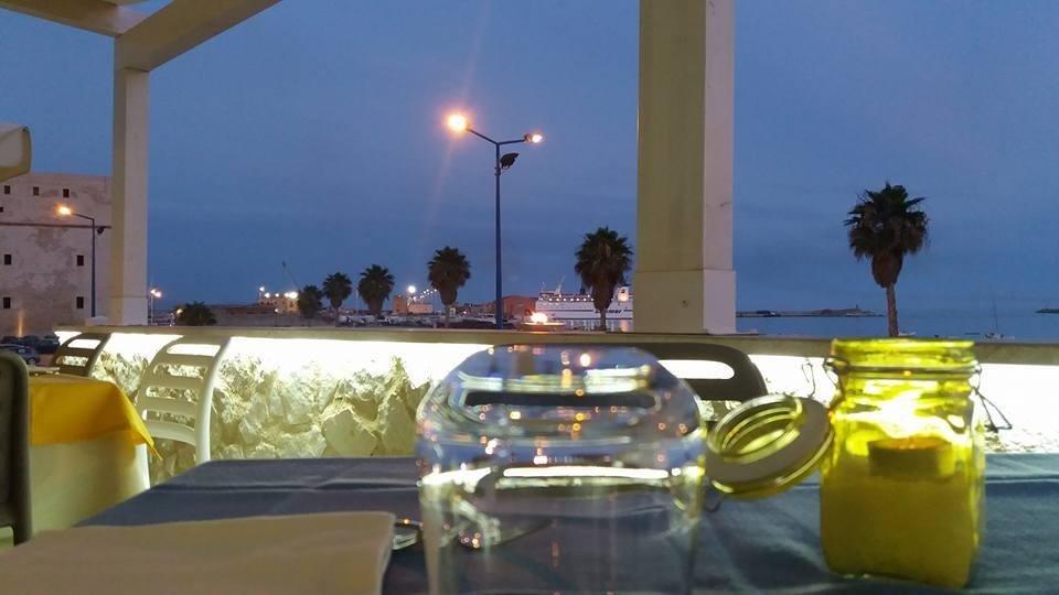 ristorante porto empedocle