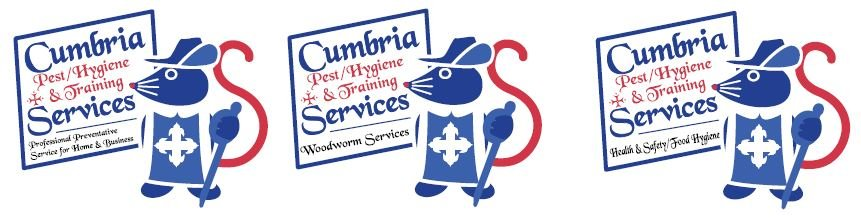 Cumbria Pest/Hygiene Training Services logo
