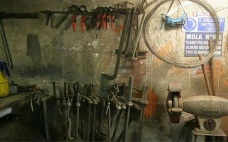 cancelli in ferro fabbro Sirola Rapallo