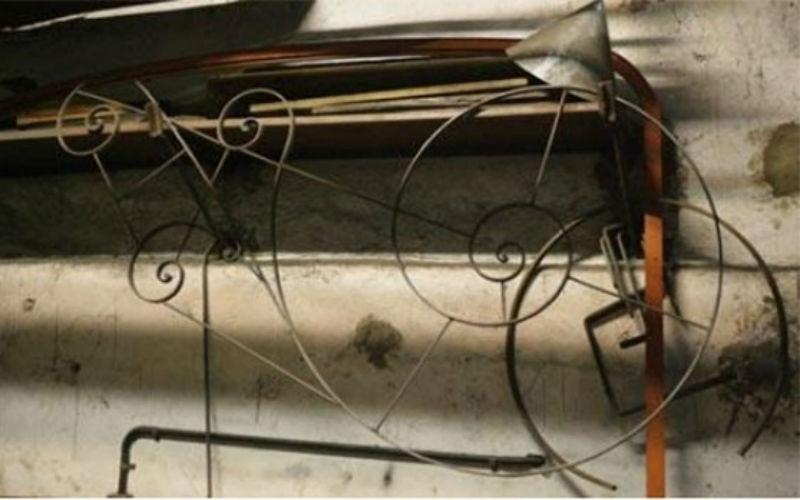 Lavori in ferro personalizzati  fabbro Sirola Rapallo
