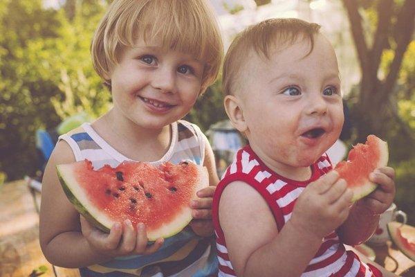Nutrizione per i Bambini