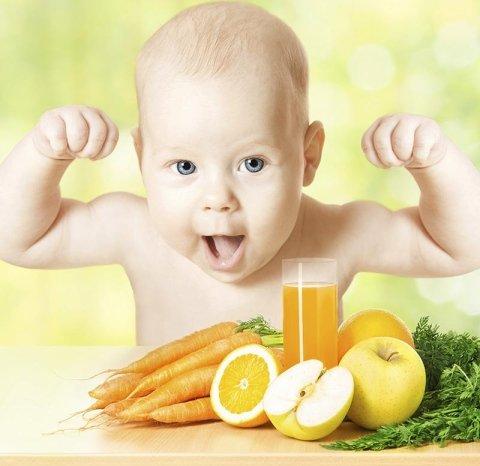 Alimentazione nel bambino