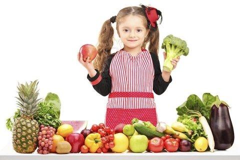 Alimentazione durante la crescita