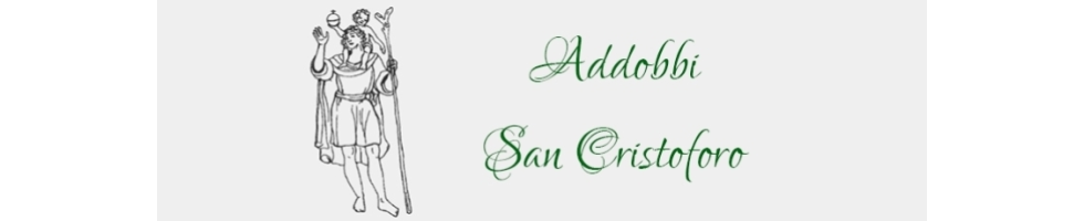 Addobbi San Cristoforo