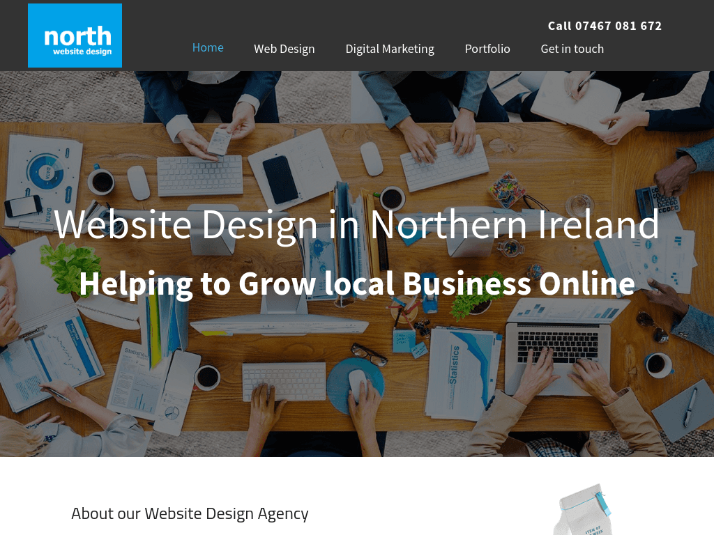 North Down Media website