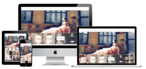 Natalies bridal website