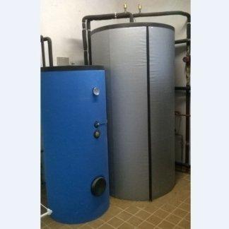 Impianto riscaldamento e produzione acqua calda