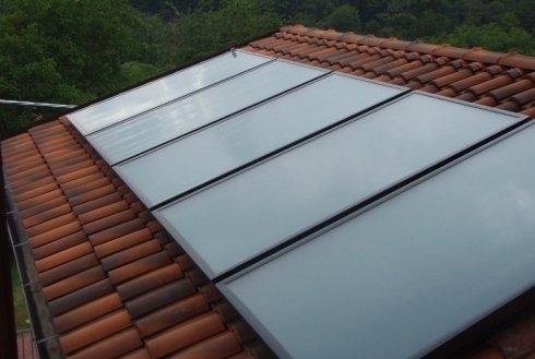 Installazione pannelli solari uso civile e industriale