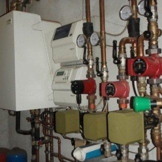 impianto riscaldamento uso civile