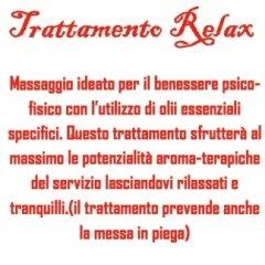 Trattamento Relax
