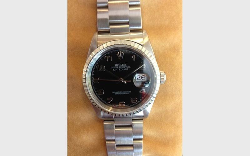 orologio usato
