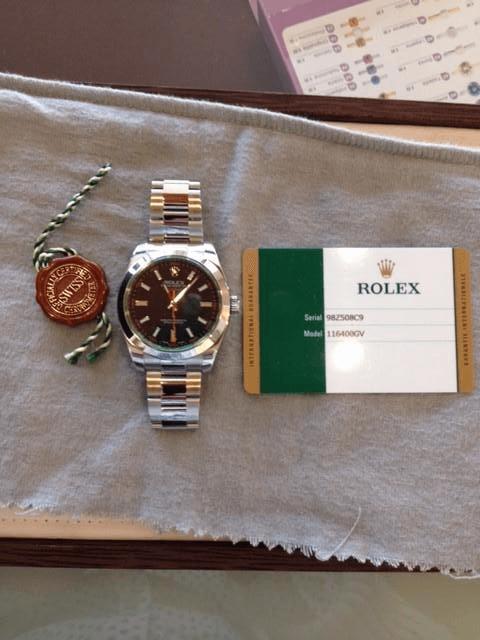 Rolex usato
