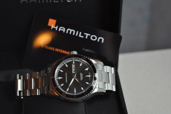 orologio da polso Hamilton