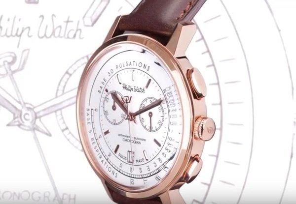 orologio cinturino in pelle