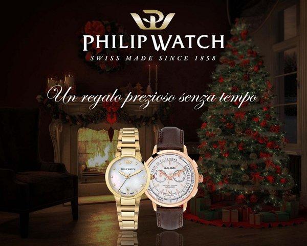 Philip Watch_pubblicita orologi da polso
