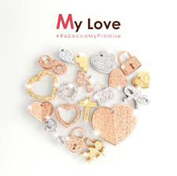 set di gioielli My love