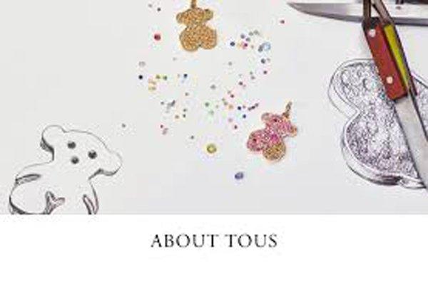 ciondoli con orsacchiotti marca Tous