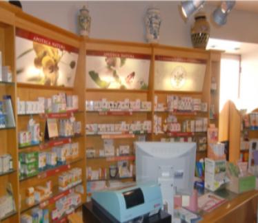 prodotti farmaceutici, medicinali, erboristeria