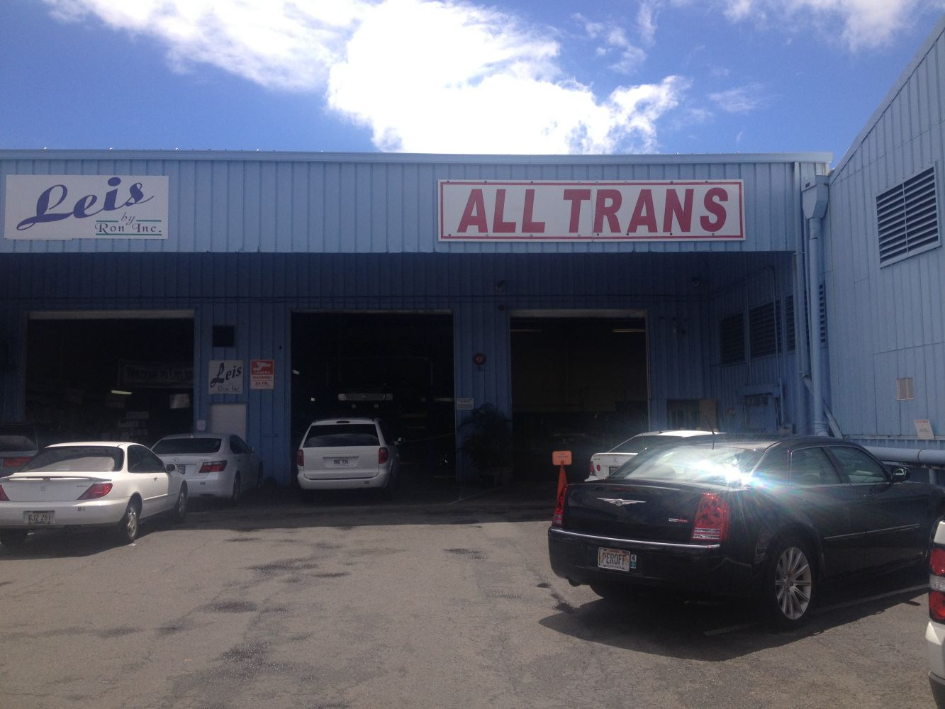 All Trans Office in Mapunapuna on Oahu