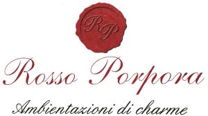 ROSSO PORPORA - HOME INTERIORS - LOGO