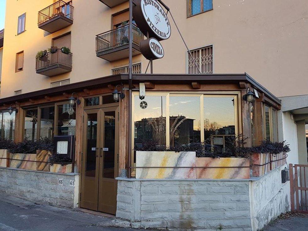Entrata ristorante